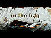 In The Bag Cartoon Picture