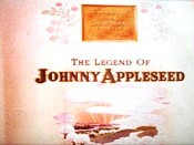 Johnny Appleseed Cartoon Picture