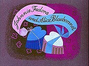 Johnnie Fedora And Alice Bluebonnet Cartoon Picture