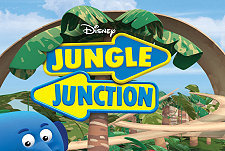 Jungle Junction Episode Guide Logo