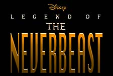 Legend of the NeverBeast Cartoon Picture