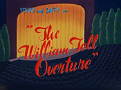 The William Tell Overture The Cartoon Pictures