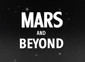 Mars And Beyond Cartoon Picture