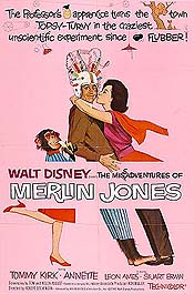 The Misadventures of Merlin Jones The Cartoon Pictures
