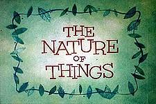 The Nature of Things Episode Guide Logo