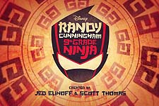 Randy Cunningham: 9th Grade Ninja Episode Guide Logo