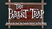 The Parent Trap Cartoon Picture