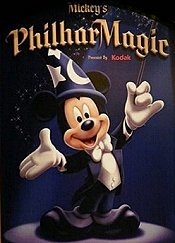 Mickey's PhilharMagic Cartoon Character Picture