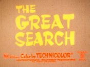 The Great Search - Man's Need For Power And Energy Unknown Tag: 'pic_title'