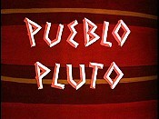 Pueblo Pluto Free Cartoon Picture