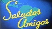 Saludos Amigos Cartoon Picture
