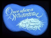 Once Upon A Wintertime Picture Of Cartoon