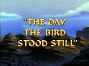 The Day The Bird Stood Still Free Cartoon Picture
