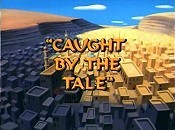 Caught By The Tale Cartoons Picture