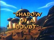 Shadow Of A Doubt Cartoon Character Picture