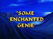 Some Enchanted Genie Cartoon Character Picture