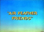 Air Feather Friends Picture Into Cartoon
