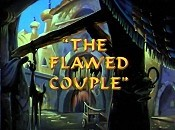 The Flawed Couple Free Cartoon Picture