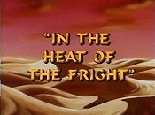 In The Heat Of The Fright Cartoon Character Picture