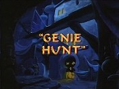 Genie Hunt Picture Of Cartoon