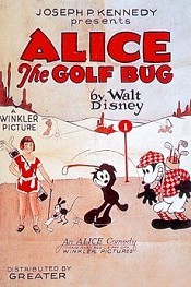 Alice The Golf Bug Free Cartoon Picture