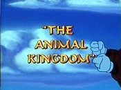 The Animal Kingdom Picture Of Cartoon