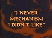 I Never Mechanism I Didn't Like