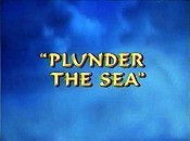 Plunder The Sea Cartoon Character Picture