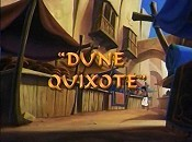 Dune Quixote Free Cartoon Picture