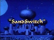 SandSwitch Picture To Cartoon