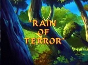 Rain Of Terror Free Cartoon Picture