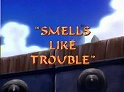 Smells Like Trouble Pictures To Cartoon