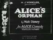 Alice's Ornery Orphan Cartoon Picture