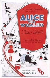Alice The Whaler Free Cartoon Picture