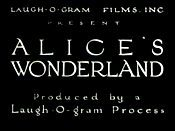 Alice's Wonderland The Cartoon Pictures