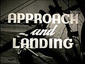 Approach And Landing Picture To Cartoon