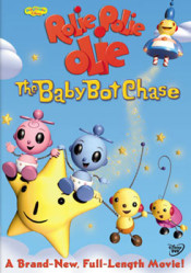 Rolie Polie Olie: The Baby Bot Chase Picture To Cartoon