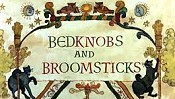 Bedknobs And Broomsticks Picture To Cartoon