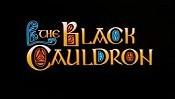 The Black Cauldron Cartoon Pictures