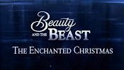 Beauty And The Beast: The Enchanted Christmas Picture To Cartoon