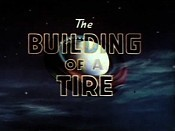 The Building Of A Tire Cartoon Picture