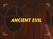 Ancient Evil Free Cartoon Pictures