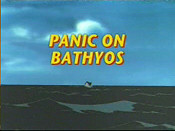 Panic On Bathyos Cartoon Picture