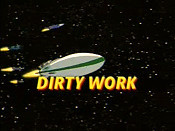 Dirty Work Cartoon Picture