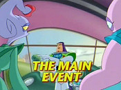 The Main Event Cartoon Picture