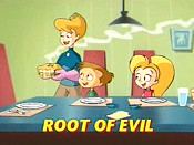 Root Of Evil Picture To Cartoon
