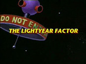 The Lightyear Factor Cartoon Picture