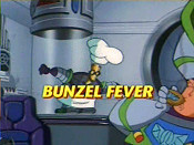 Bunzel Fever Cartoon Picture