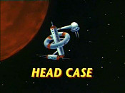 Head Case Cartoon Picture