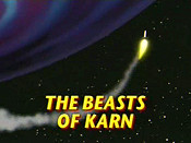 The Beasts Of Karn Picture To Cartoon